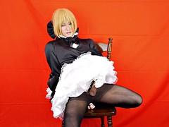 Japan cosplay cross dresse111