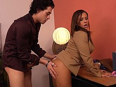 Fucking my boss Mrs. Madison Ivy