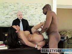 Real cuckolding pornstar