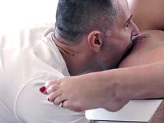 Kiara Lord hot foot fetish