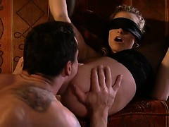 Blindfolded Romance