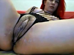 FAT AND HAIRY PUSSY 4