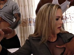 slut gangbanged by bbcs