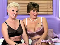 Mature Moms having fun