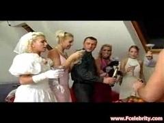 Wedding Party Explicit Sex
