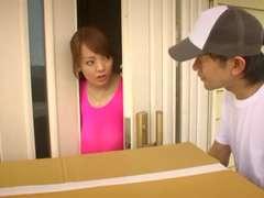 Buxomy Hitomi Tanaka Rosy Fondling