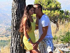 Artistic sex video with a horny couple