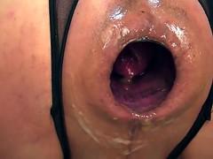 Gaping my wet pussy 08 Nov-02-2014