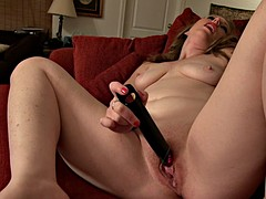 Solo Action By Horny Mom