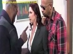 Cougar Blows off Immense Black