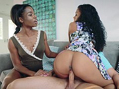 Mommy's interracial