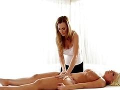 Fingern, Massage, Pornostars