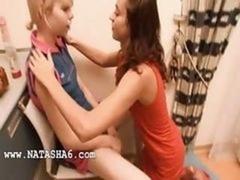 Natasha & Alice Adore Making love Teenies