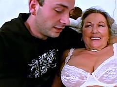 Next door German amateurs and top pornstars