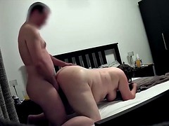 British MILF moaning as she gets fucked