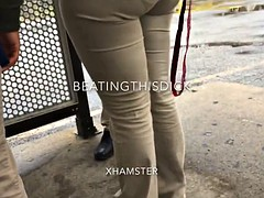 PHAT BOOTY TEENS WITH VPL