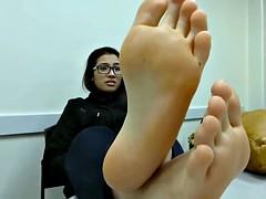 Girls Feet Compilation #7 (HD)