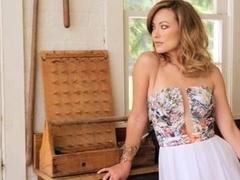 Olivia Wilde - Bourgeois Boheme photoshoot