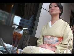 39yr old Rui Kimura Harsh Bitchy & Facialled (Uncensored)