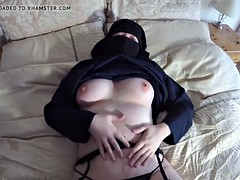 Amateur, Arabe, Masturbación, Madres para coger, Esposa