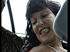 Sex Taxi pervers scene 3 (who is she)?