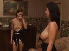 Anaal, Dubbele penetratie, Dominante vrouw, Duits, Groep, Swinger