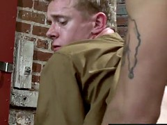 ty muscle prisoner subjugates her pussy abductor liam
