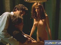 2017 EVA GREEN HOT HOLLYWOOD ACTRESS SEX SCENES COMPILATION P2
