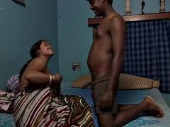 素人, 叔母, ハードコア, インド人