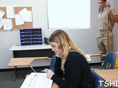 coach drills his student teen video 8