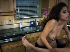 Step sister domination xxx He humiliates her and roughs her