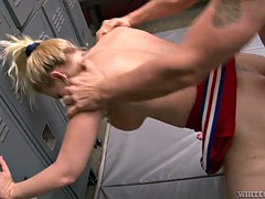Sassy Heidi Mayne Gets Rutted Up...
