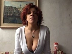 Maria - Ti prego Dammelo (natural busty amateur) P