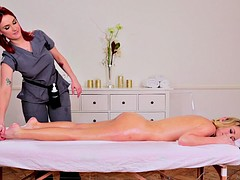 Relaxing Full Body Massage