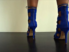Sexy ebony feet