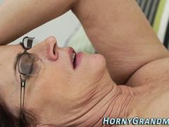 Anal, Femme couguar, Mamie, Hard, Mature