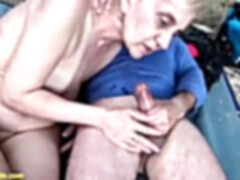 """outdoor sex with ugly stepmom"""