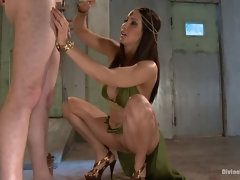 Female domination footage, raw femdom porn vids