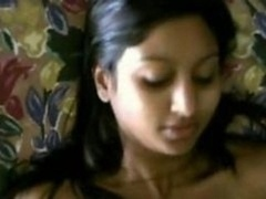 Indian NRI babe wank facial cumshot expressions