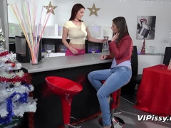 Pissing Lesbians Antonia Sainz And Jeni - antonia sainz
