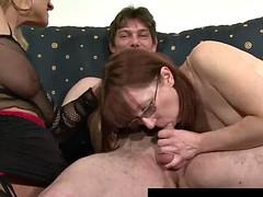 Pouring giant dildo